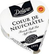 Sýr Coeur de Neufchâtel Deluxe