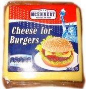 Sýr do hamburgerů Mcennedy