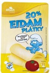 Sýr Eidam 20% Šmoulové Albert Quality