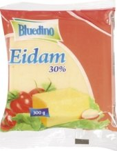 Sýr Eidam 30% Bluedino