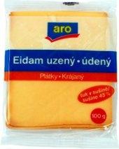 Sýr Eidam uzený 45% Aro