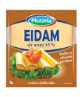 Sýr Eidam uzený 45% Moravia
