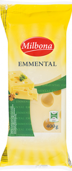 Sýr Ementál Milbona