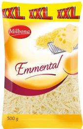 Sýr Ementál strouhaný Milbona