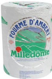 Sýr Fourme d'Ambert Milledome Societe Fromagere du Livradois