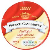 Sýr French camembert Tesco