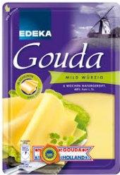 Sýr Gouda 48%  Edeka