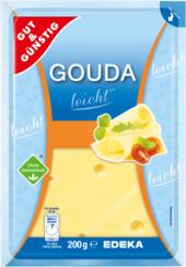 Sýr Gouda leicht 30% Gut&Günstig Edeka