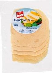 Sýr Gouda 48% Naše Bio