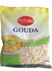 Sýr Gouda strouhaná Milbona