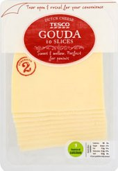 Sýr Gouda Tesco