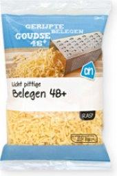 Sýr Gouda uleželá strouhaná 48% Basic