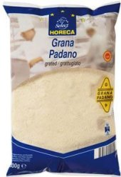 Sýr Grana Padano strouhaný Horeca Select