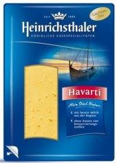 Sýr Havarti 60% bez laktózy Heinrichsthaler