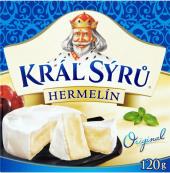 Sýr Hermelín Král sýrů