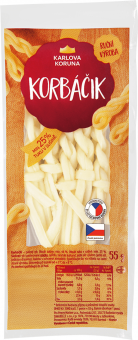 Sýr Korbáček Karlova Koruna
