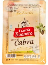 Sýr kozí Cabra Garcia Baquero