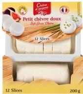 Sýr kozí čerstvý Duc De Coeur