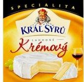 Sýr krémový Král Sýrů