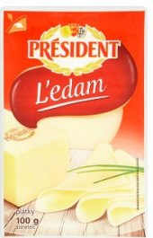 Sýr L'edam Président