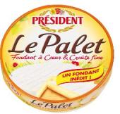 Sýr Le Palet Président