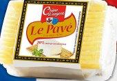 Sýr Le Pavé Chene d'argent