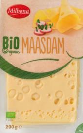 Sýr Maasdamer Bio Milbona