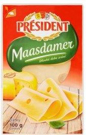 Sýr Maasdamer Président
