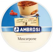 Sýr Mascarpone Ambrosi