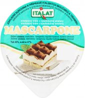 Sýr Mascarpone Italat