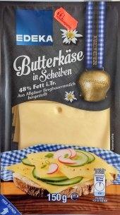 Sýr máslový 48% Edeka