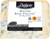 Sýr Mature Blue Stilton Deluxe