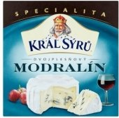 Sýr Modralín Král sýrů