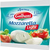 Sýr Mozzarella light Galbani