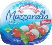 Sýr Mozzarella mini Valgrande