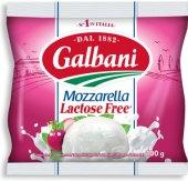 Sýr Mozzarella se sníženým obsahem laktózy Galbani