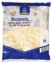 Sýr Mozzarella strouhaná Horeca Select