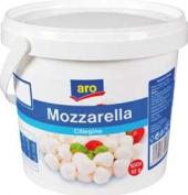 Sýr Mozzarella třešinky Aro