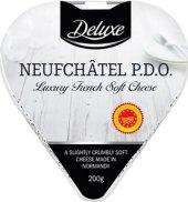 Sýr Neufchâtel Deluxe