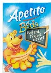 Sýr nitky pařené Apetito Béďa