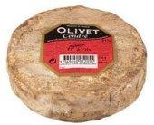 Sýr Olivet cendre v popelu Jacquin