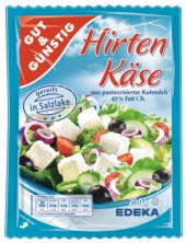 Sýr pastýřský Hirten Gut&Günstig Edeka