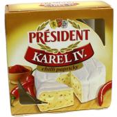 Sýr Karel IV. Président