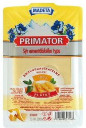 Sýr Primátor Madeta