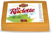 Sýr Raclette Carree Cantorel