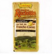 Sýr Raclette s bílým vínem Ermitage