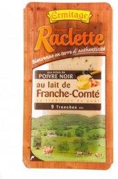 Sýr Raclette s pepřem Ermitage