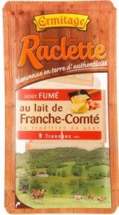 Sýr Raclette uzený Ermitage