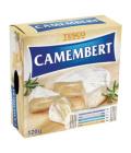 Sýr s bílou plísní Tesco
