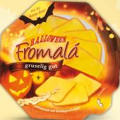 Sýr s dýňovou příchutí Halloween Fromalá